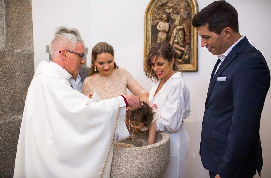 Fotografias de Batizados