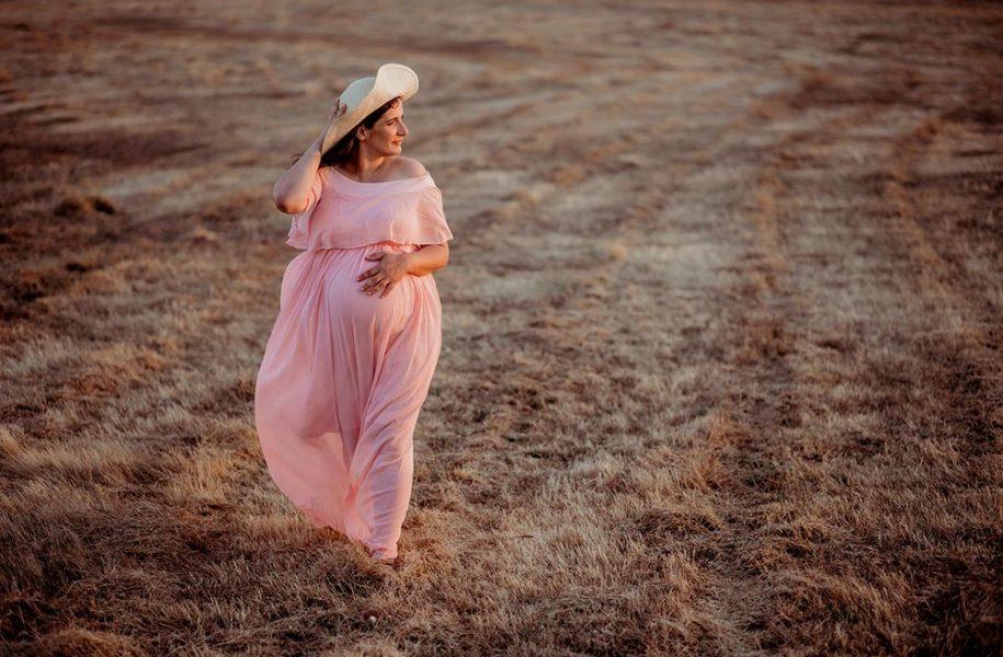 Sessão Fotográfica de Maternidade
