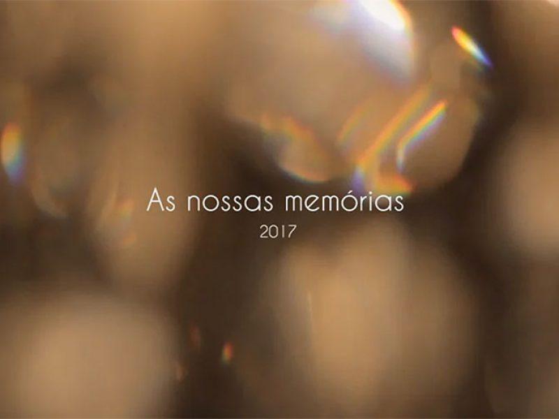 Vídeo: Vídeo As Nossas Memórias 2017