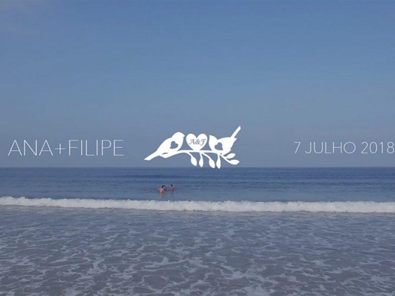 Vídeo: Same Day Edit Ana e Filipe