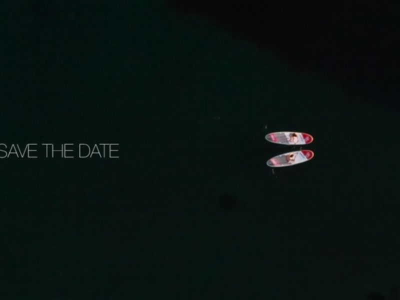 Vídeo: Save The Date